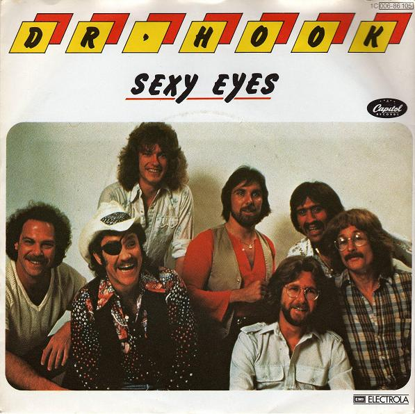 Dr. Hook - Sexy Eyes